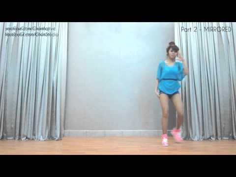Psy - Gangnam Style Tutorial Part 2 4 - By Chunactive [120904] [#32] video