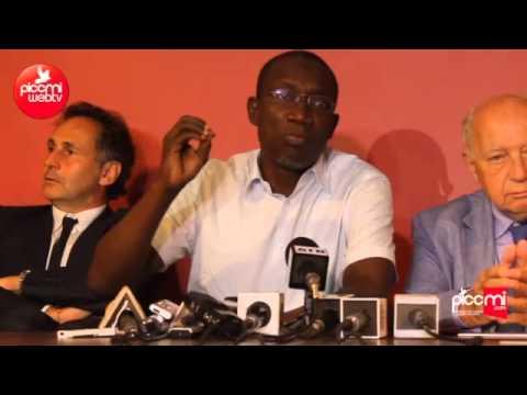 Me El Amadou Sall Avocat Karim Wade accuse le palais de vouloir tuer Karim Wade