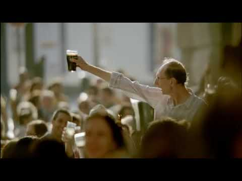 Thumbnail of video Guinness Ad: To Arthur