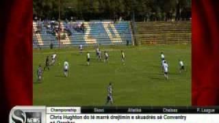 Superliga 2010-2011 Java 25 Tirana - Shkumbini 1-0 www.livefutboll.net
