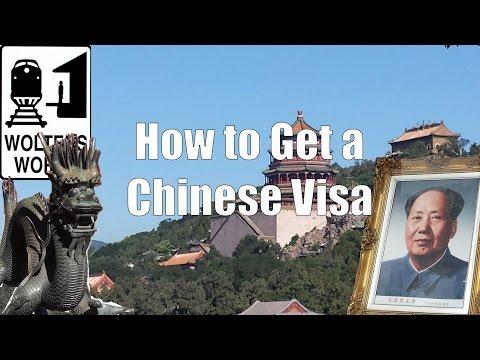 How to Get a Chinese Visa - Visit China