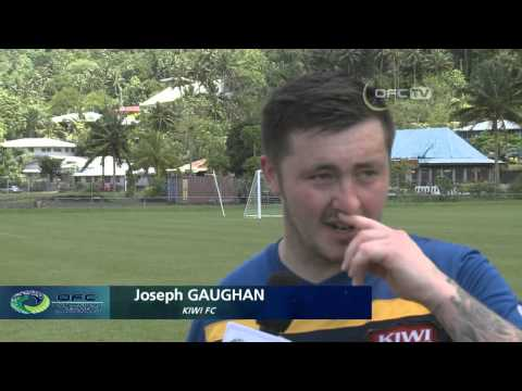 OFC CHAMPIONS LEAGUE PRELIMINARY 2013 Match Day 2 Preview