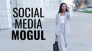 A DAY IN MY LIFE AS A FULL-TIME ENTREPRENEUR | Social Media & Video Production Business Owner