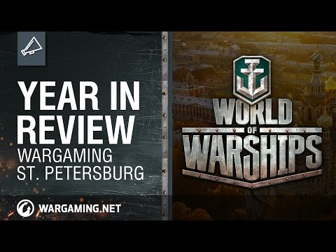 Wargaming, St. Petersburg -- Year in review [NA]