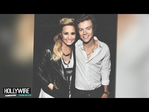 Harry Styles & Demi Lovato Dating Rumors Revealed?!