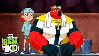 Ben 10 | Ring Leader | Cartoon Network