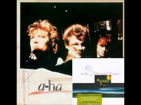 a-ha - Scoundrel Days (Octocon Studio Demo)