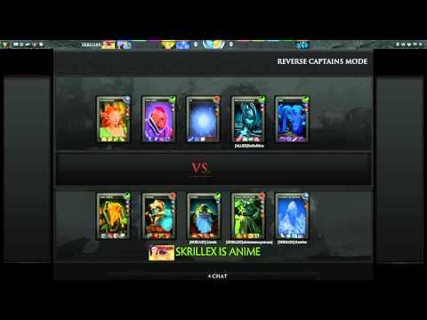 Dota 2 Skrillex vs Allies atoD -wtf Tournament