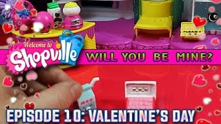 The Shopville Show #10 - Petkins Valentine's Day! Can Marvin Find A Date?