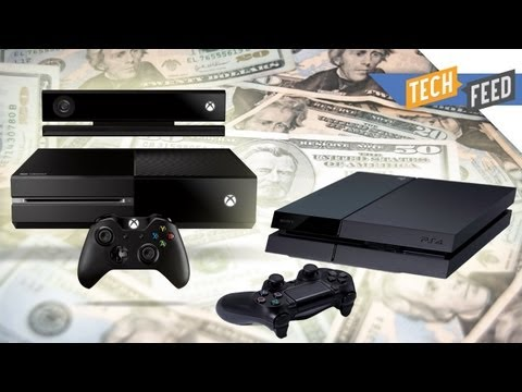 Xbox One & PS4 Are CHEAP!