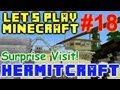 HermitCraft Minecraft LP Ep. 18 - Surprise Visit!