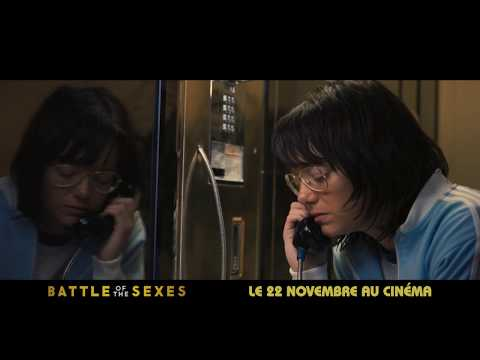 BATTLE OF THE SEXES | TV Spot | Français / VF streaming vf