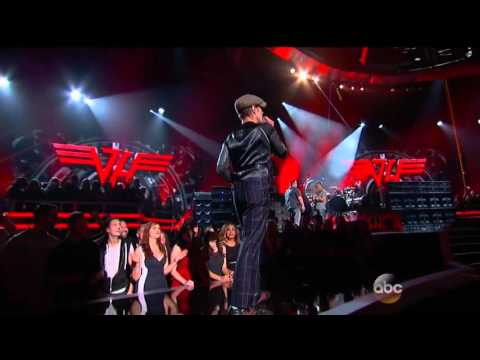 Van Halen Panama Billboard Music Awards 17 05 2015