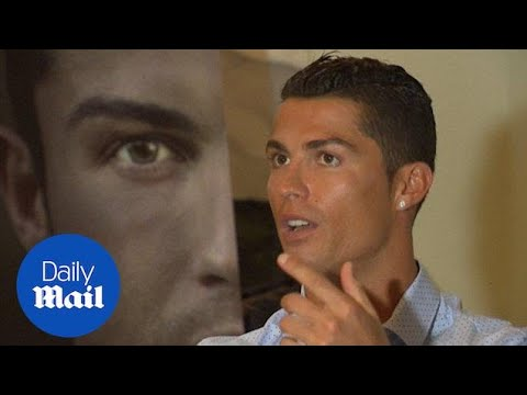 Cristiano Ronaldo: I'm tired of being compared to Lionel Messi - Daily Mail