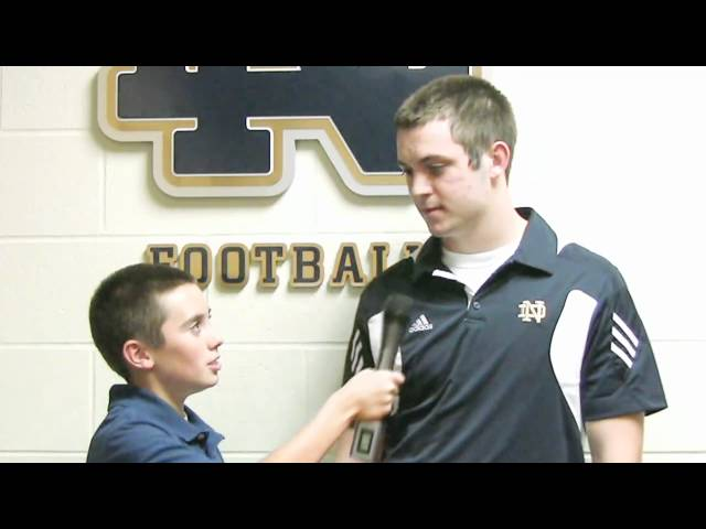 Tom Rees Notre Dame Football