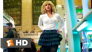 Teenage Mutant Ninja Turtles 2 (2016) - Schoolgirl Spy Scene (1/10) | Movieclips