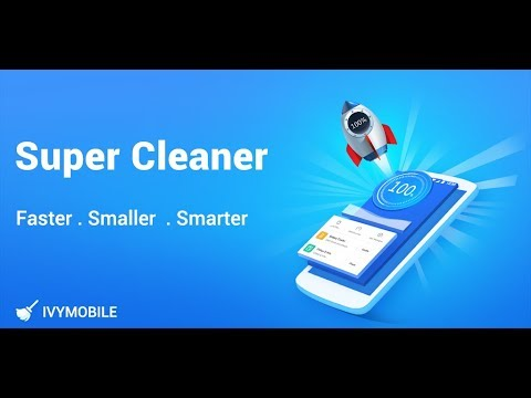 Super Cleaner Master APK Cover