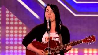 X factor funny song 2012