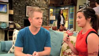 Jason Dolley at Disney Channel's Good Luck Charlie Season IV Press Day @Jason_S_Dolley