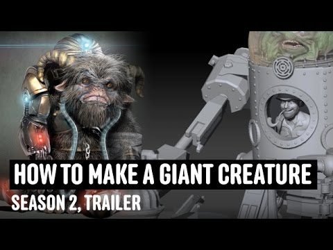 It's Back! Watch a Teaser of the Biggest, Baddest Creature Coming to Life for Comic-Con