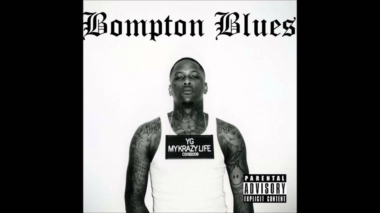 yg my krazy life type beat bompton blues prod ill