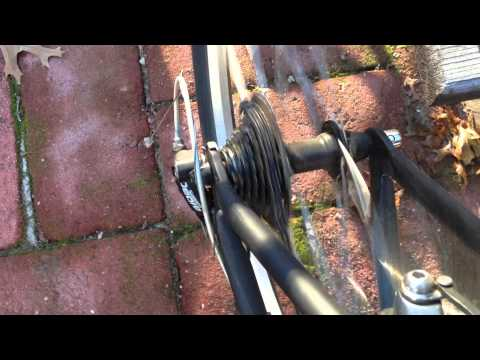 Sick Bike Parts Shift kit on Specialized Mountain Bike
