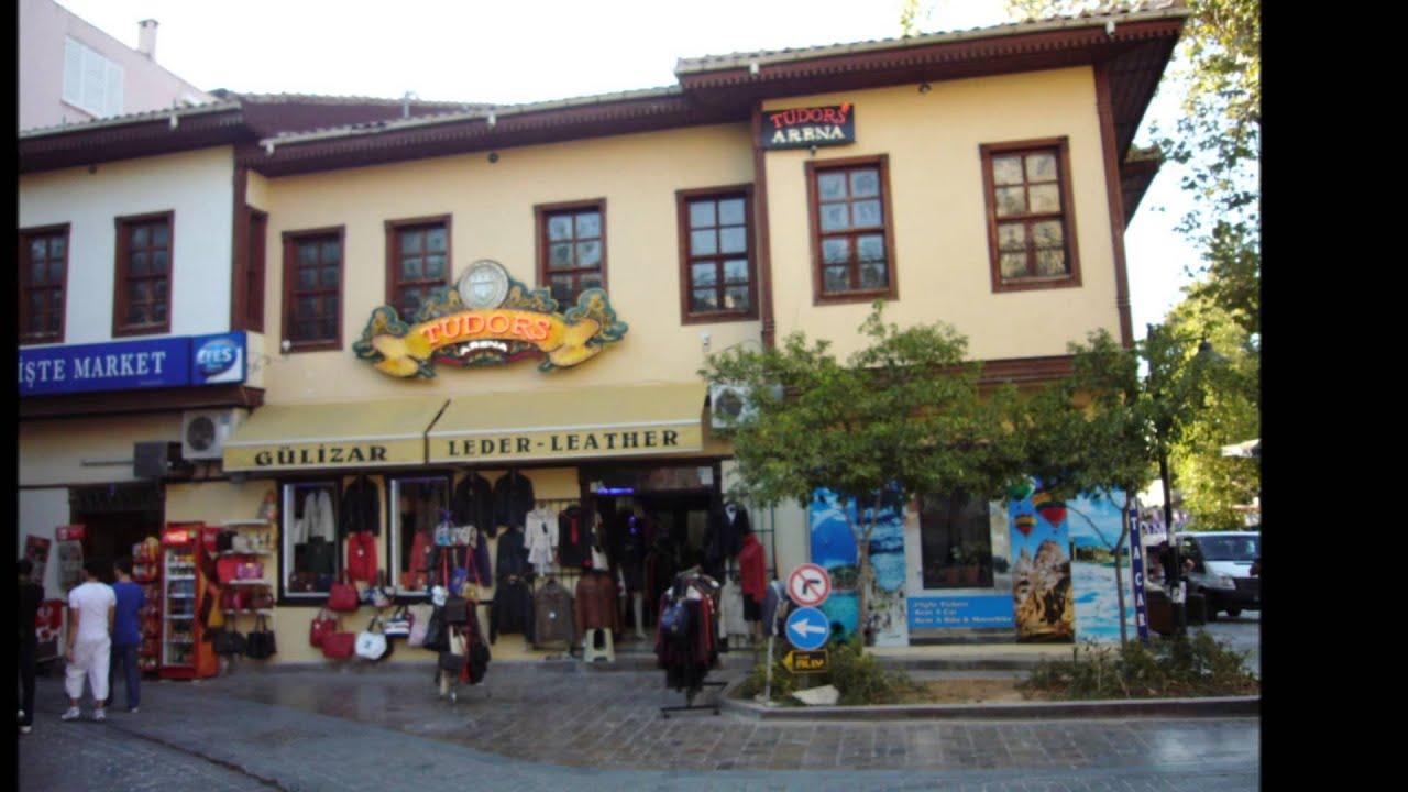 Old Town Kaleiçi - Antalyas Historic City Centre - YouTube