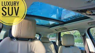Witness Luxury SUV like NEVER Before -- (JOKING-title nai samajh aah raha 😂)