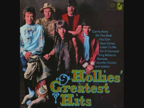 Hollies - I Am A Rock
