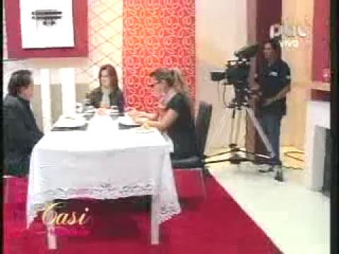 GASTON GUARDIA, PAOLA ZEBALLOS PARTE 1 9-3-2012 @ CASI AL MEDIODIA PAT - BOLIVIA