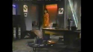 Jack Scalia as Connie Harper in Pointman - Dance Episode