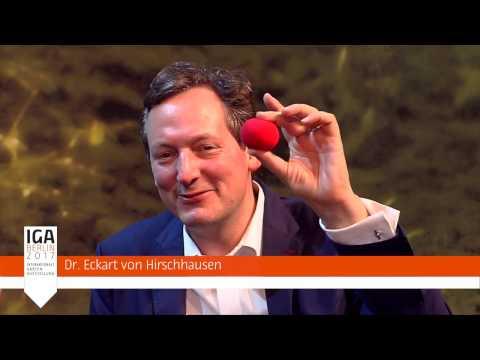 Berliner Pflanze -  Dr. Eckart von Hirschhausen