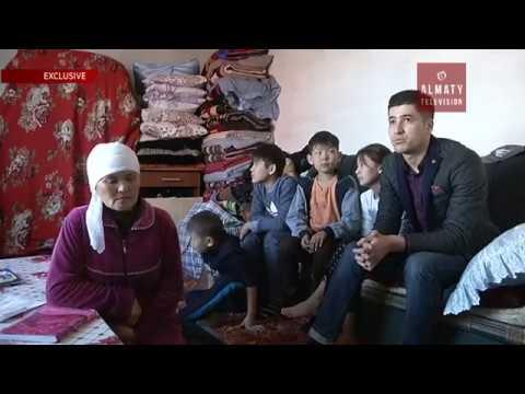 Популярный эстрадный певец оказал помощь многодетной семье (28. 03.17)