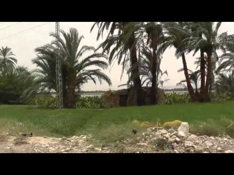 Egypt 2012, Abenteuer Aegypten, von Qena über Luxor und Edfu nach Kom Ombo und Assuan