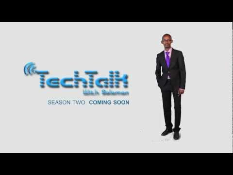 TechTalk With Solomon Season Two Coming Soon