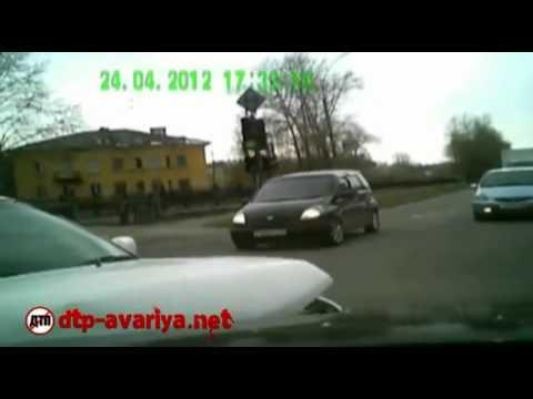 Нежданчик на дорогах #2