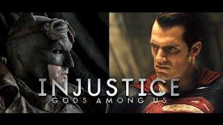 Injustice: Gods Among Us - Story Trailer (Fan Made)