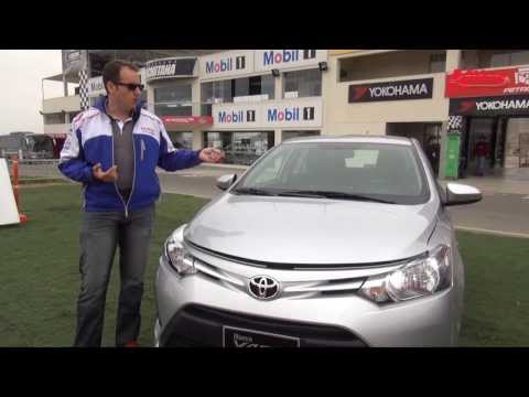 Toyota Yaris 2014 llegó al Perú
