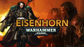 WARHAMMER COMES TO TELEVISION! - Inquisitor Eisenhorn Warhammer 40k TV Series