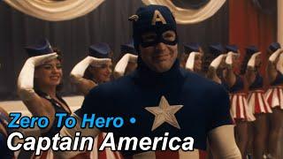 Captain America • Zero To Hero