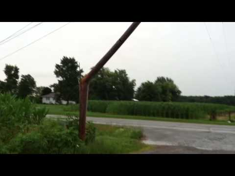 Wind Storm Knocks Out Power July 7, 2014