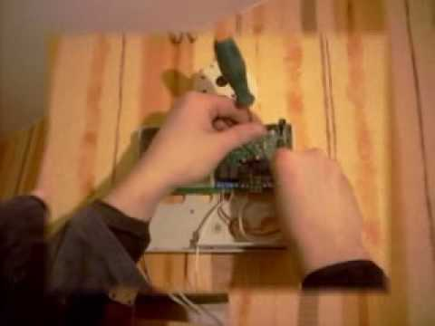 Установка сигнализации кварц своими руками