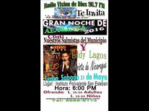 CONCIERTO RADIO VISION DE DIOS 96.7 FM SAN ESTEBAN OLANCHO HONDURAS