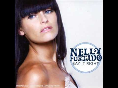 Nelly Furtado - Say It Right (Cajjmere Wray's Kissed Airplay Club Mix)