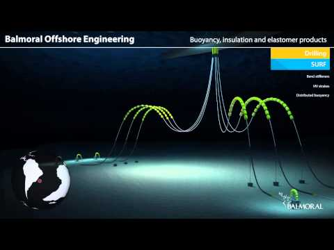 Balmoral Offshore Engineering subsea flythrough