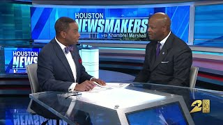 Houston Newsmakers for May 5, 2019