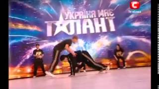 Украина мае талант 2 - Eastside b-boys