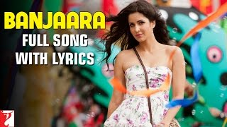 Ek Tha Tiger - Banjaara - Full song with lyrics - Ek Tha Tiger