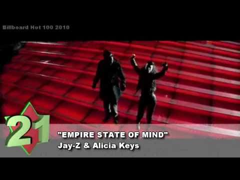 Billboard Hot 100 - Top 100 Songs of Year-End 2010 Music Videos