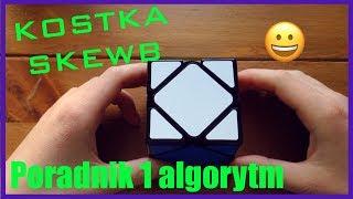 Jak ułożyć kostkę Skewb – metoda podstawowa (1 algorytm)